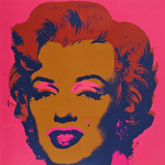 Marilyn Monroe Portraits, Marilyn Monroe Portraits by Andy Warhol