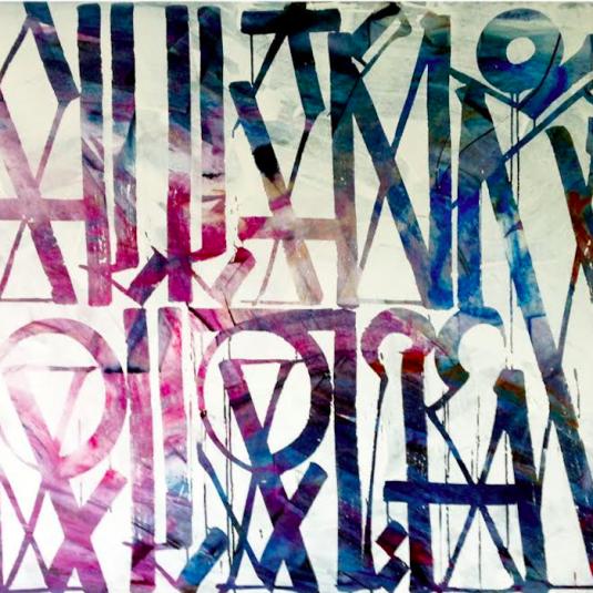 Color Balances, Retna, street, urban, graphic
