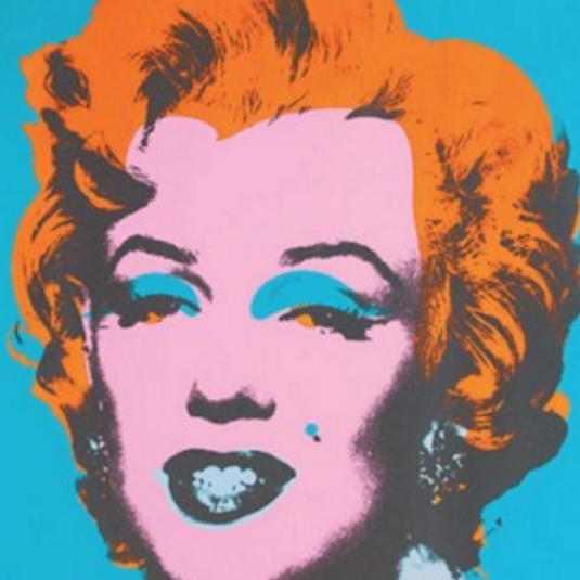 Warhol famous paintings pictures to pin on pinterest for Andy warhol famous works