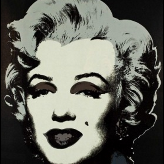 Marilyn Monroe 24, Andy Warhol, Pop Art,Andy Warhol, Marilyn (Warhol), Marilyn Monroe, Pop Art, Fine Art, Marilyn Monroe (Fine Art), Marilyn Monroe Art, Artists, Actresses, 20th Century Art, Figurative (Fine Art), Fine Art by Nationality, Icons (Fashion), Movies, College, People, Portraits of Women (Fine Art)