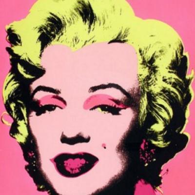 Marilyn Monroe 31, Andy Warhol, Pop Art,Andy Warhol, Marilyn (Warhol