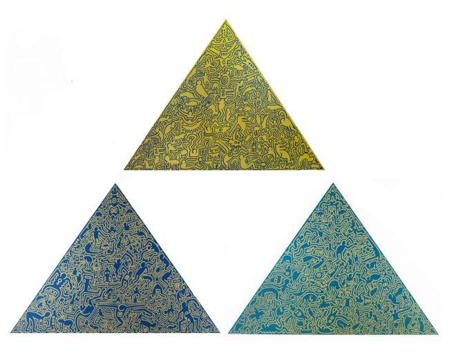 Haring, Keith Haring, Street, urban, pop, pyramid