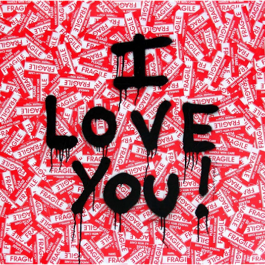 I Love You, Mr. Brainwash, Popular
