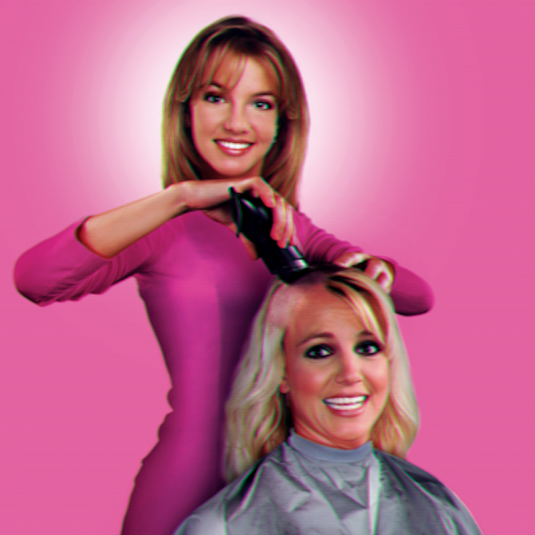 Saint Hoax, emerging, Britney Spears,