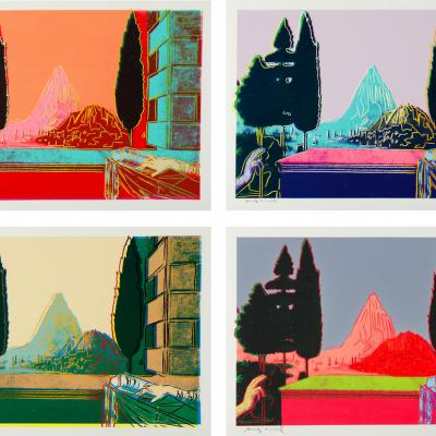 Andy Warhol, Warhol, annunciation,