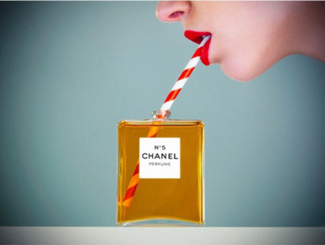 Chanel No. 5 by Tyler Shields