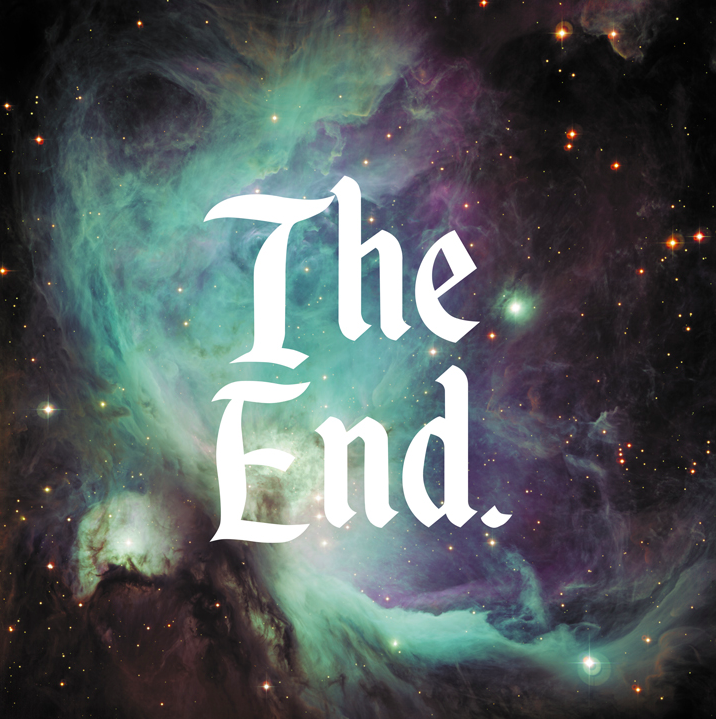 The End by Donny Miller