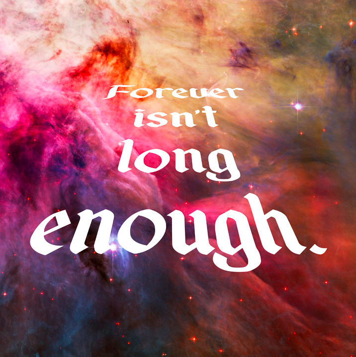 Forever Isn't Long Enough by Donny Miller