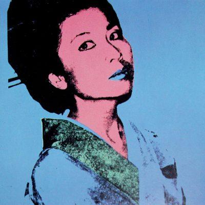 Andy Warhol, warhol, pop art, kimiko