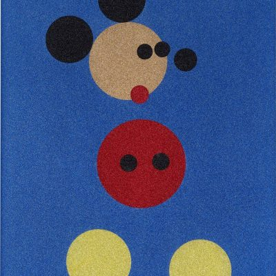 Mickey, Damien hirst, Hirst, pop