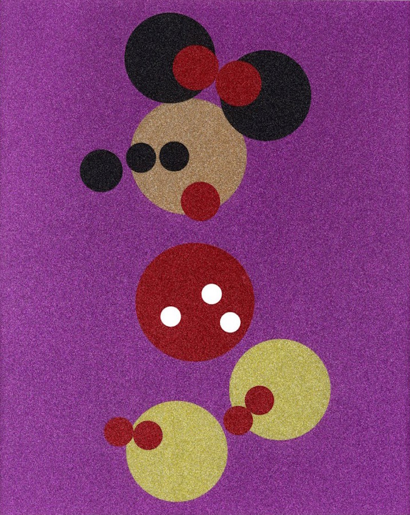 Minnie by Damien Hirst