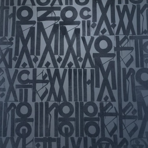 black, diamond dust, retna, urban