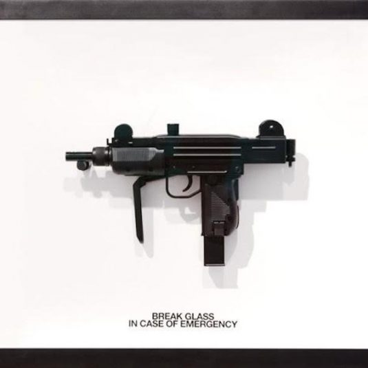 Break Glass in Case of Emergency (Uzi - USA Edition) by Ruby Anemic
