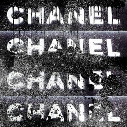 Chanel Stack, Black, Diamond Dust, The Ultravelvet Collection
