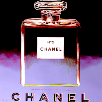 Chanel by Andy Warhol