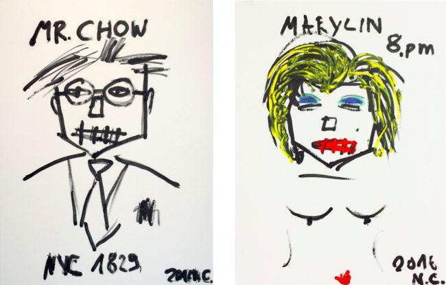 Chow - Marilyn