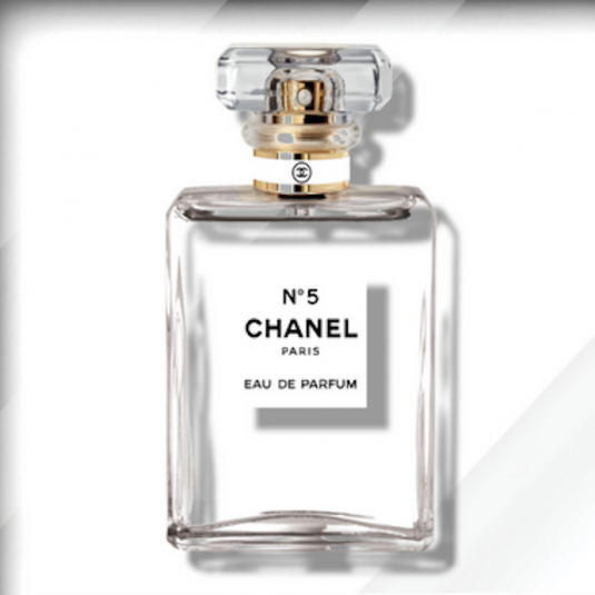 Clear, Chanel No.5, The Ultravelvet Collection
