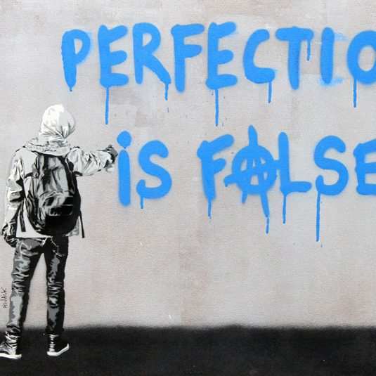 Perfection is False by Hijack