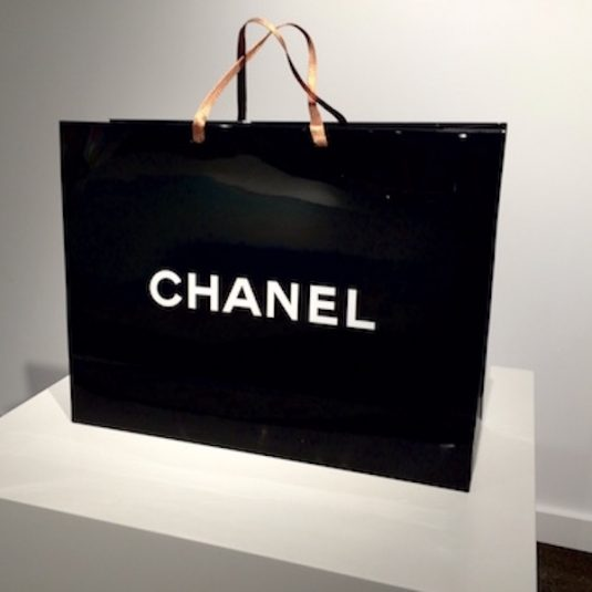 Chanel Shopping Bag by Jonathan Seliger