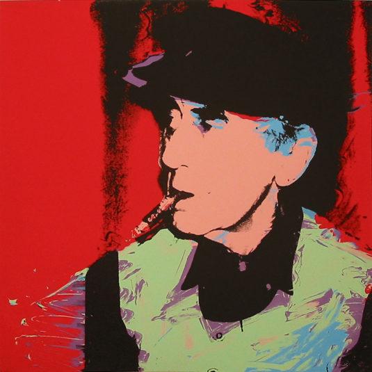 Andy Warhol, Warhol, pop, man ray
