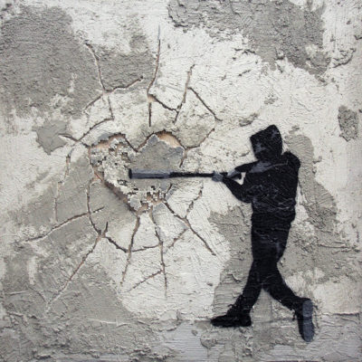 Hijack, graffiti, street, urban, emerging