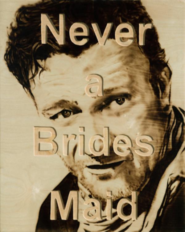 Never a Brides Maid by Ryan McCann