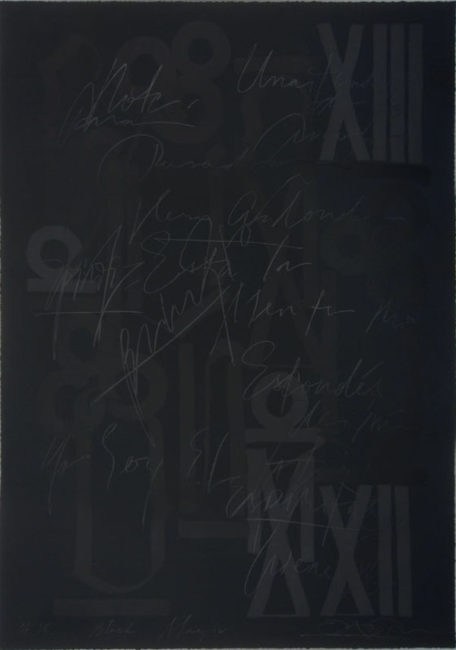 Black Magic by Retna
