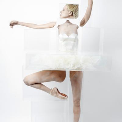 Ballerina II by Monica Piloni