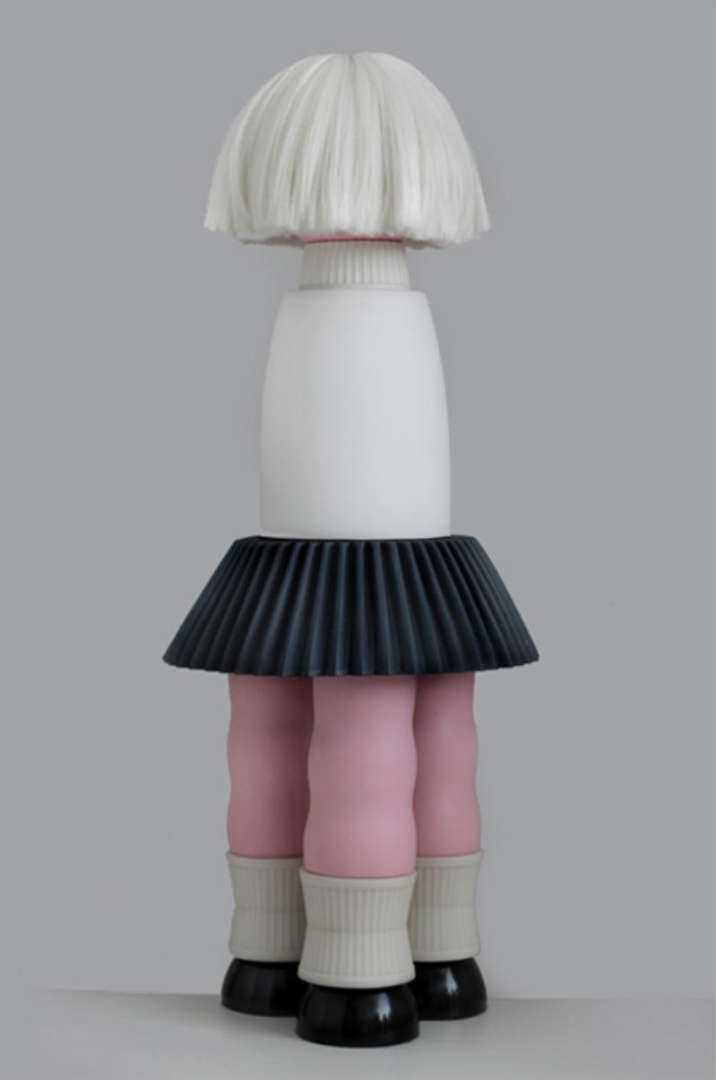 Albino Doll by Monica Piloni