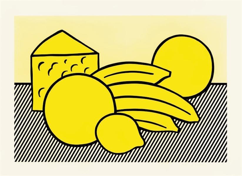 Roy Licthenstein, lichtenstein,