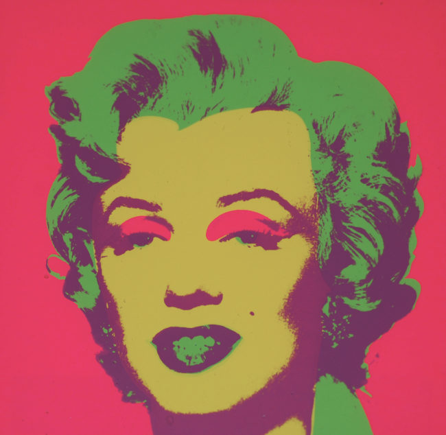 Marilyn Monroe 21, Andy Warhol, Pop Art