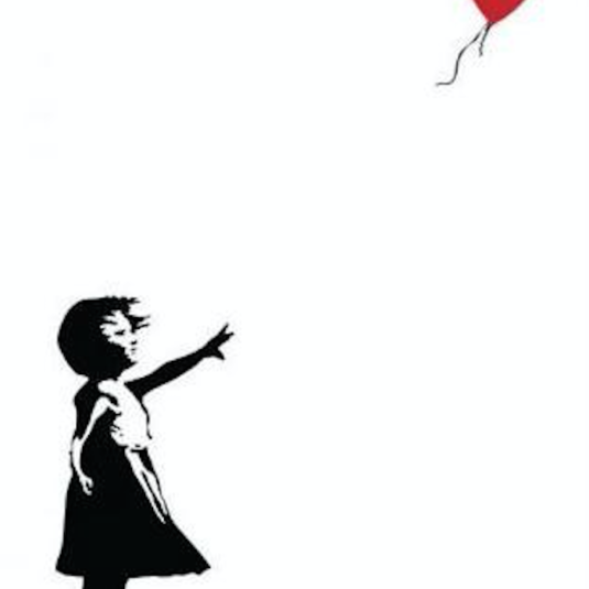 banksy, urban, street art, graffiti,