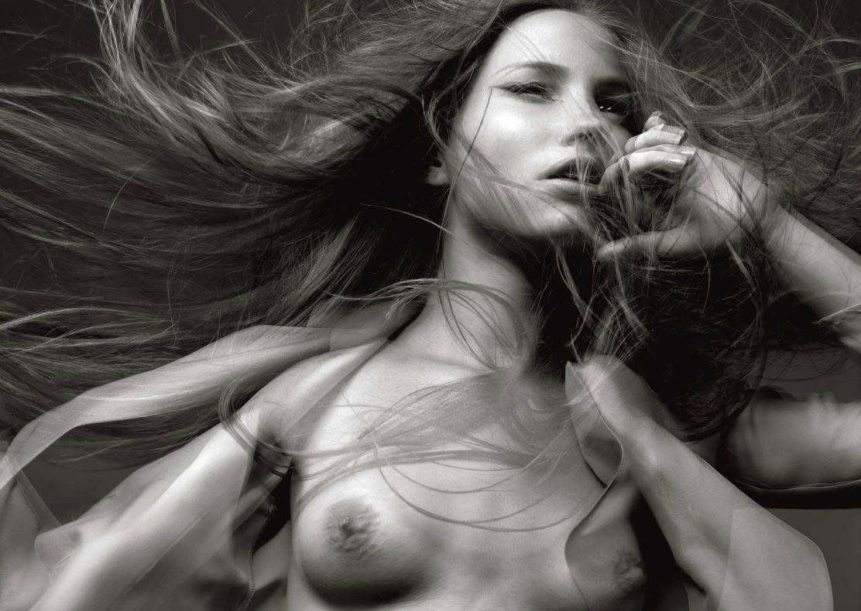 American Nudes (Reah Duram) by Michel Comte