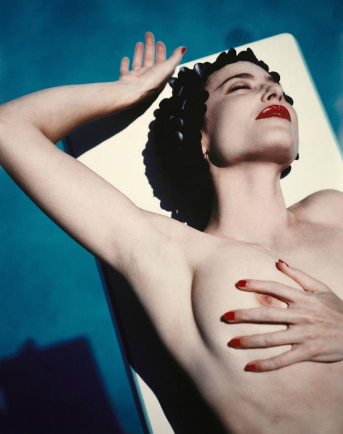 Mimi Rogers by Michel Comte