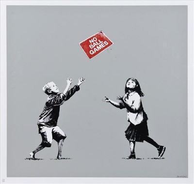 Banksy: Early Prints, Banksy: Early Prints