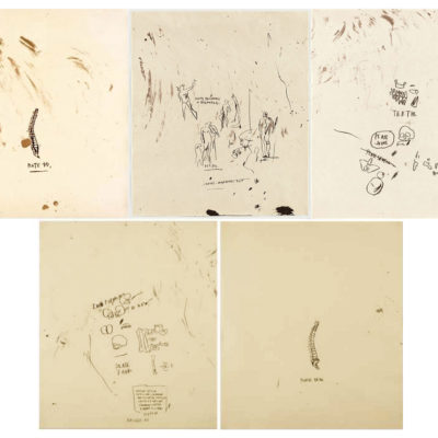 Basquiat, DaVinci series