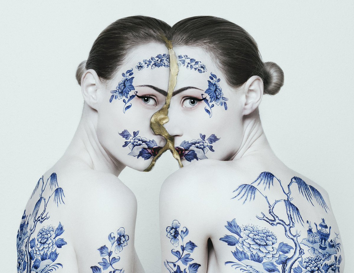 Unfold by Flora Borsi