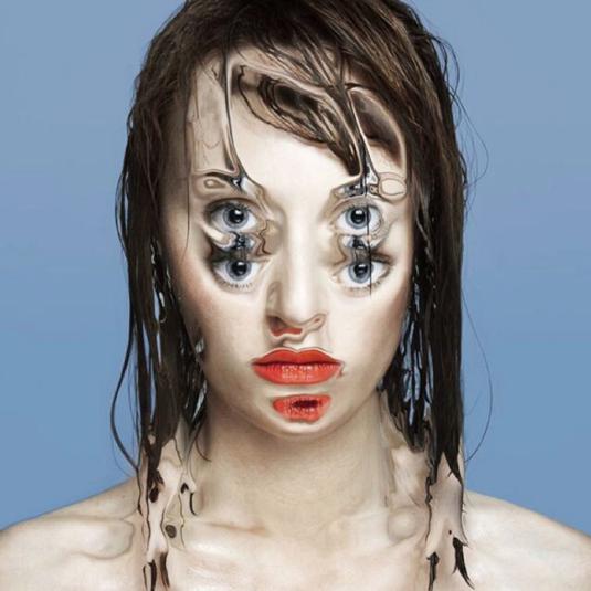 Distort me no II by Flora Borsi