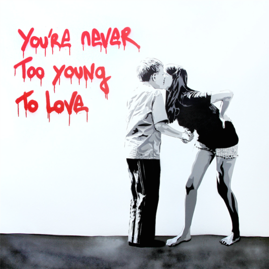 Never Too Young To Love by Hijack