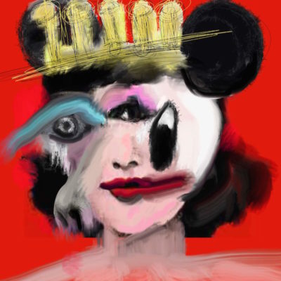 Queen MI by John Paul Fauves