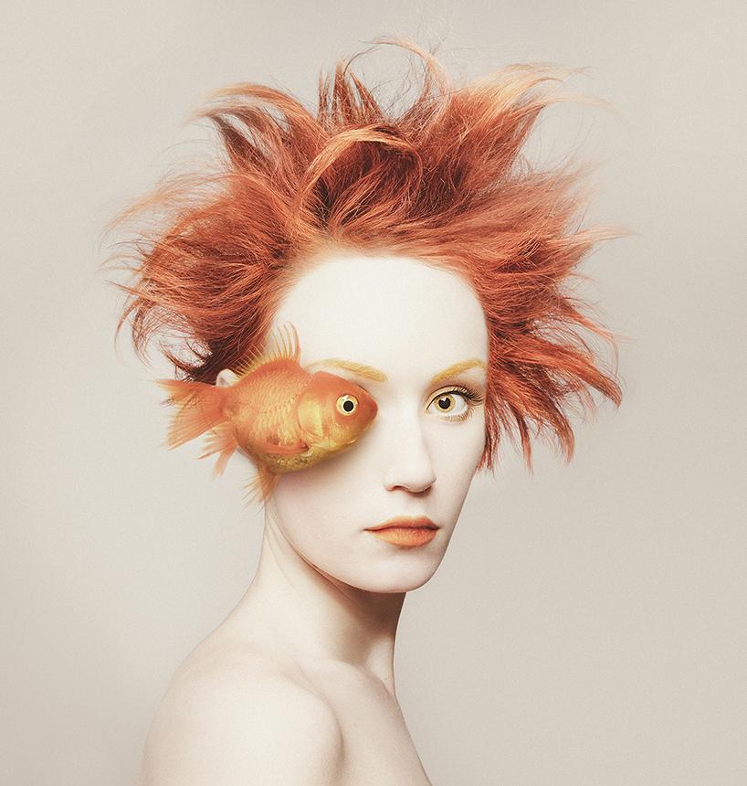 Fish Eye by Flora Borsi