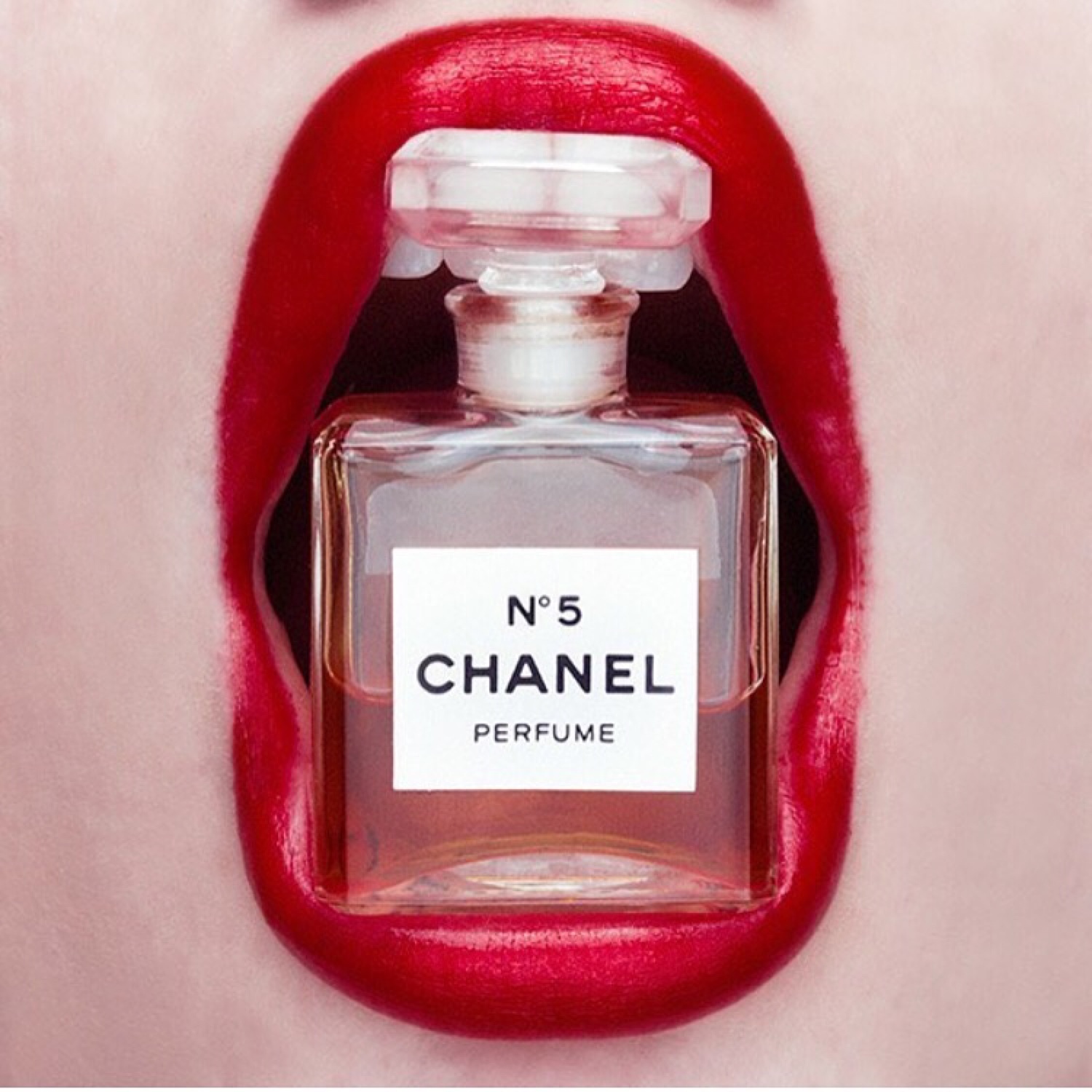 Chanel Perfume by Tyler Shields