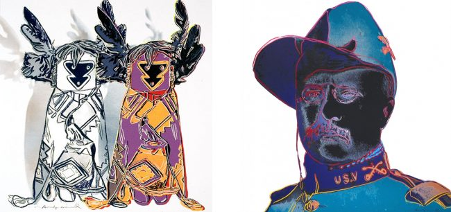 Andy Warhol's Cowboys and Indians, Andy Warhol's Cowboys and Indians