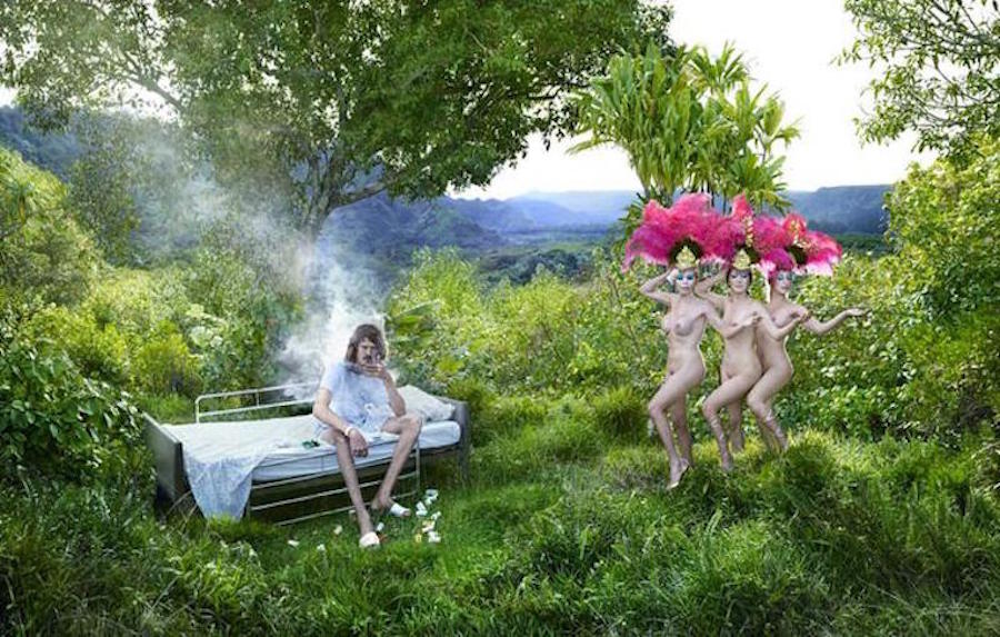 Bellevue by David LaChapelle