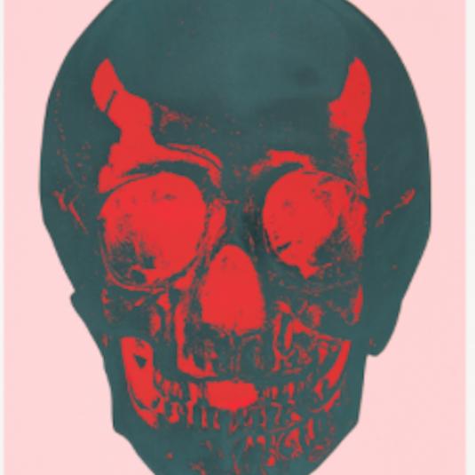 Skulls By Damien Hirst Guy Hepner Art Gallery Prints For Sale Chelsea New York City