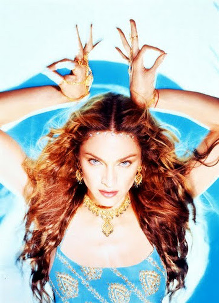 Madonna Metaphysical Moment by David LaChapelle