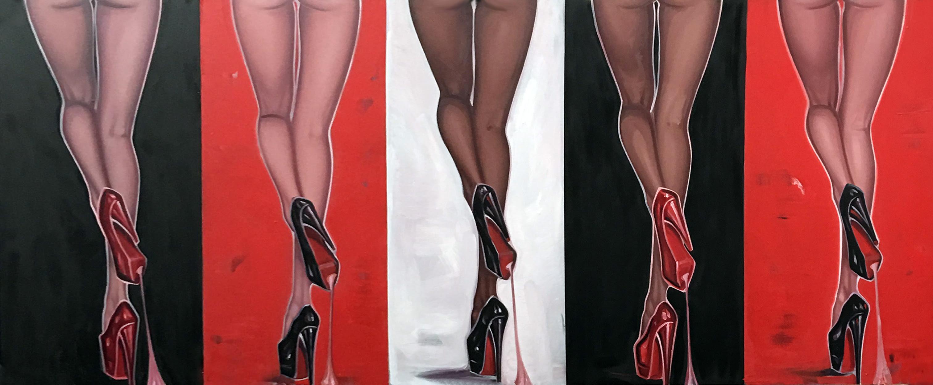 Seeing Legs Angela China