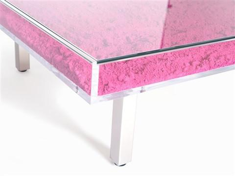 Table Monopink™ By Yves Klein II