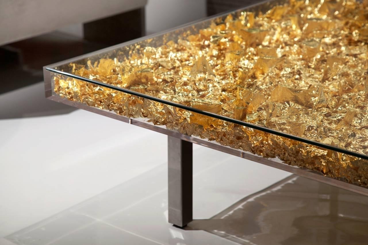 Table Or By Yves Klein Guy Hepner