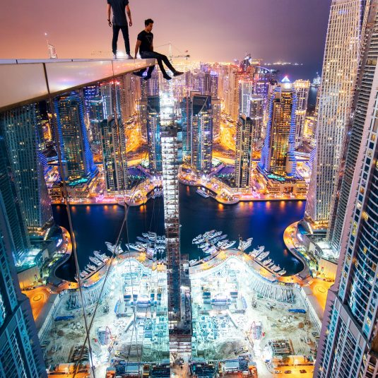 Dubai 3 by Jacob Riglin